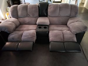 Couch and reclining love seat for Sale in Tempe, AZ