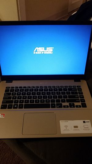 ASUS notebook for Sale in San Diego, CA