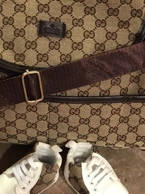 BABY DIAPER BAG AND SHOES SET for Sale in Corona, CA