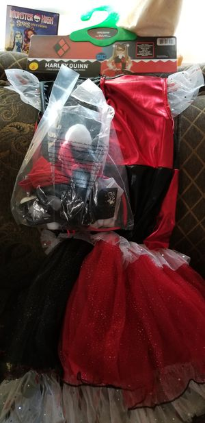 Harley Quinn costume for Sale in Huntington Park, CA