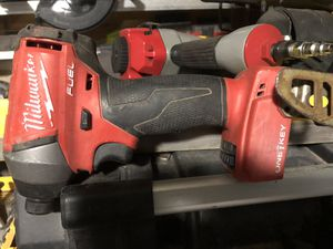 Milwaukee impact drill one key for Sale in Calexico, CA