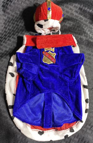 Royal Pet Costume by Bootique (King, Dog, Cat, Small Animal, XS, Small) for Sale in San Diego, CA