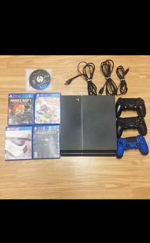 PS4 bundle for Sale in Compton, CA