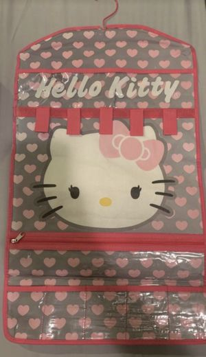 Hello Kitty Jewelry hanging organizer. for Sale in Poinciana, FL