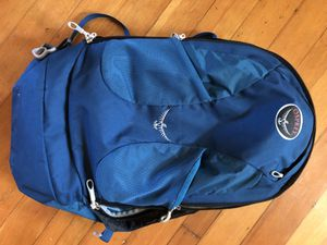 Osprey travel backpack. 40L for Sale in Seattle, WA