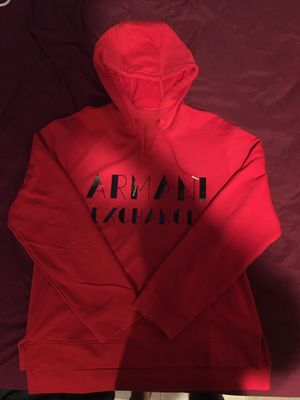 Armani Exchange Marquee Logo Hoodie (Medium) for Sale in Washington, DC