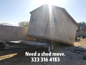 She'd movers for Sale in Hesperia, CA