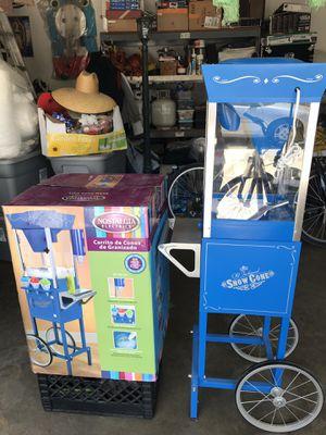 Maquina para raspados for Sale in El Monte, CA