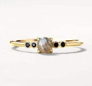 Labradorite 14k Delicate Ring for Sale in Las Vegas, NV