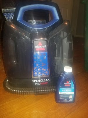 Never used Bissell SpotClean ProHeat for Sale in Pasadena, TX