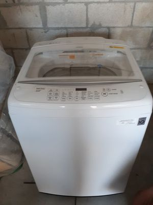 Brand new Washer and Dryer w/ Steam for Sale in Delray Beach, FL