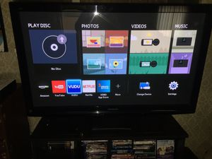 "52"" Panasonic Flatscreen TV for Sale in Oroville, CA"