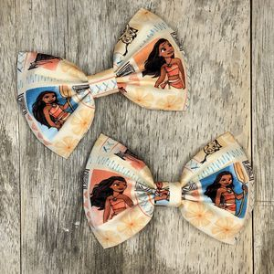 Moana Hair Bows for Sale in La Puente, CA