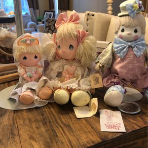 Lot 3 Precious Moments Dolls for Sale in Chula Vista, CA