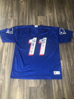 Drew Bledsoe New England Patriots Jersey for Sale in Portland, OR