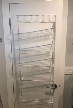 Door or wall mounted rack for Sale in Atascadero, CA