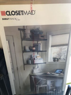 ClosetMaid shelf system bookshelf for Sale in Valley Center, CA