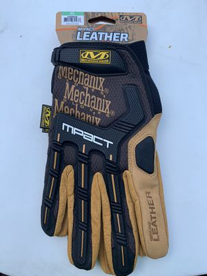 Mechanix M-Pact Leather Work Gloves XL for Sale in Harrisburg, PA