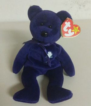 Princess Diana Beanie Baby, good condition for Sale in Lithia, FL