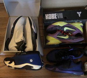 Jordan's Nike Adidas Bape for Sale in Washington, DC
