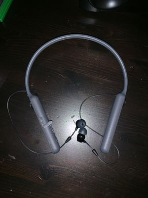 Sony-c-400 Bluetooth headphones for Sale in Katy, TX