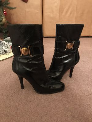 GUCCI LEATHER BOOTS for Sale in Mill Creek, WA