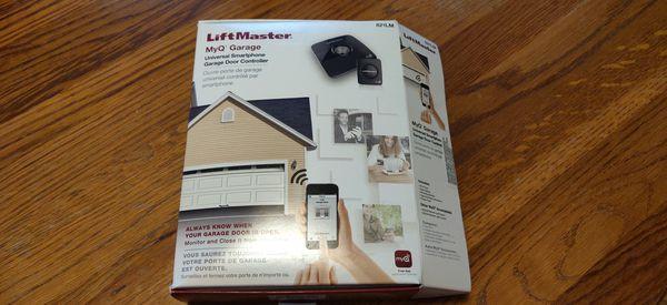 Liftmaster MyQ Garage Universal Smartphone Garage Door Opener