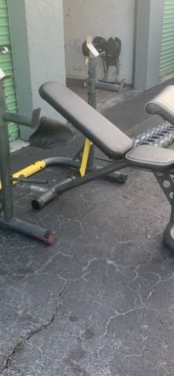 Home Gym- Adjustable Bench And Squat Rack. Not Sold Separately. for Sale in Fort Lauderdale,  FL