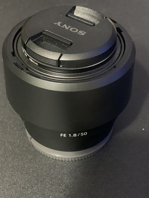 Sony 50m Lens for Sale in Kennesaw, GA
