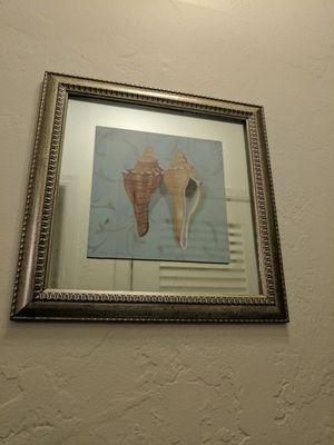 Seashell mirror frame for Sale in Miami, FL