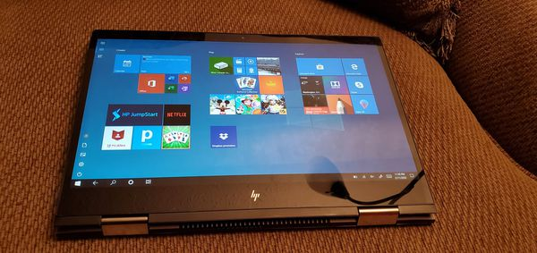 HP Envy x360 laptop W/ AC adapter