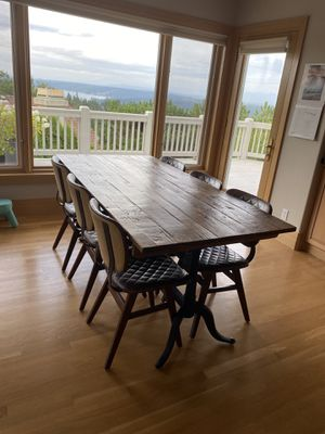 Dining Table 6 chairs Thomasville 2017 for Sale in Bellevue, WA