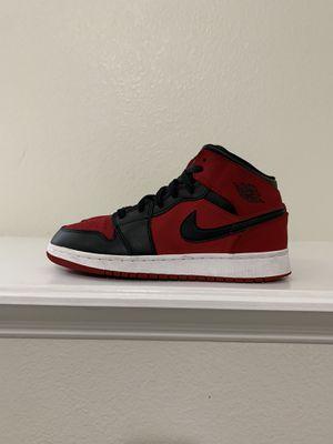 "Nike Air Jordan 1 Mid ""Gym Red"" for Sale in Grand Prairie, TX"