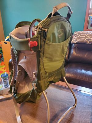 Osprey Poco AG Child Carrier for Sale in Sumner, WA