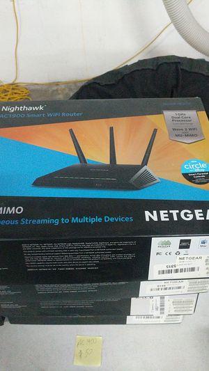 Netgear AC1900/R6900P smart wifi router for Sale in Fort Lauderdale, FL