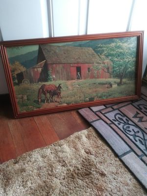 Vintage painting for Sale in Chesapeake, VA
