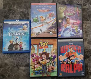 Disney Movie Bundle for Sale in Draper, UT