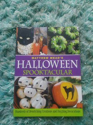 Halloween craft and recipe book for Sale in La Vergne, TN