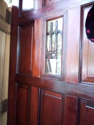 Solid wood exterior door for Sale in Fort Lauderdale, FL