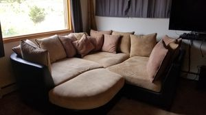 Square, Sectional Couch, Lounger, cuddle puddle for Sale in Boulder, CO