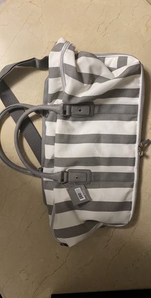 Stripped duffle bag for Sale in New York, NY