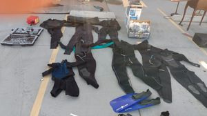 Body Suits and Gear for Sale in San Diego, CA