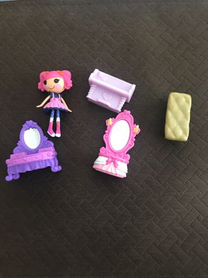 Lalaloopsy Carry-Along Playhouse toy for Sale for sale  Arcadia, CA