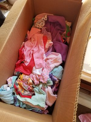 Baby girl clothes mix for Sale in Corona, CA