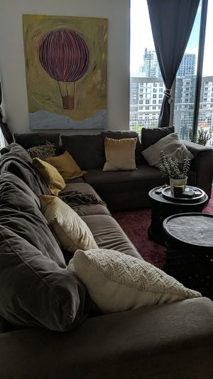 4 piece West Elm Sectional Couch for Sale in Miami, FL