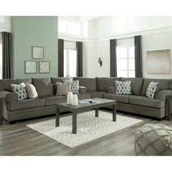 Ashley - Dorsten - Slate - Queen Sofa Sleeper Sectional. for Sale in Tampa,  FL