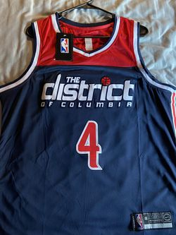 RUSSELL WESTBROOK WASHINGTON WIZARDS NIKE JERSEY BRAND NEW WITH TAGS SIZE MEDIUM for Sale in Washington,  DC