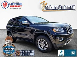 2016 Jeep Grand Cherokee for Sale in Yonkers, NY
