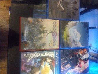 PS4 Games Exclusives for Sale in Aurora, CO