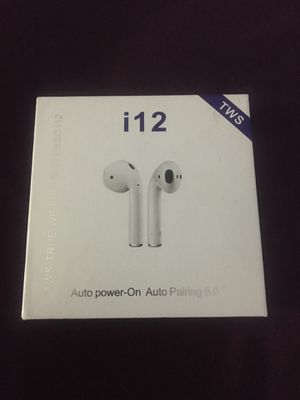 Bluetooth earbuds (Fake EarPods) for Sale in Spring Hill, FL